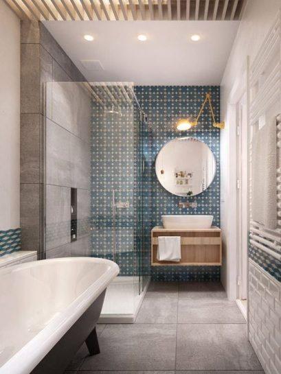 Endo Room Design: Tendências Para Banheiro, 2017